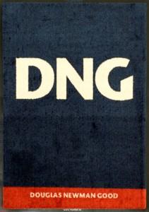 DNG 85 x 120cm Logo Mats