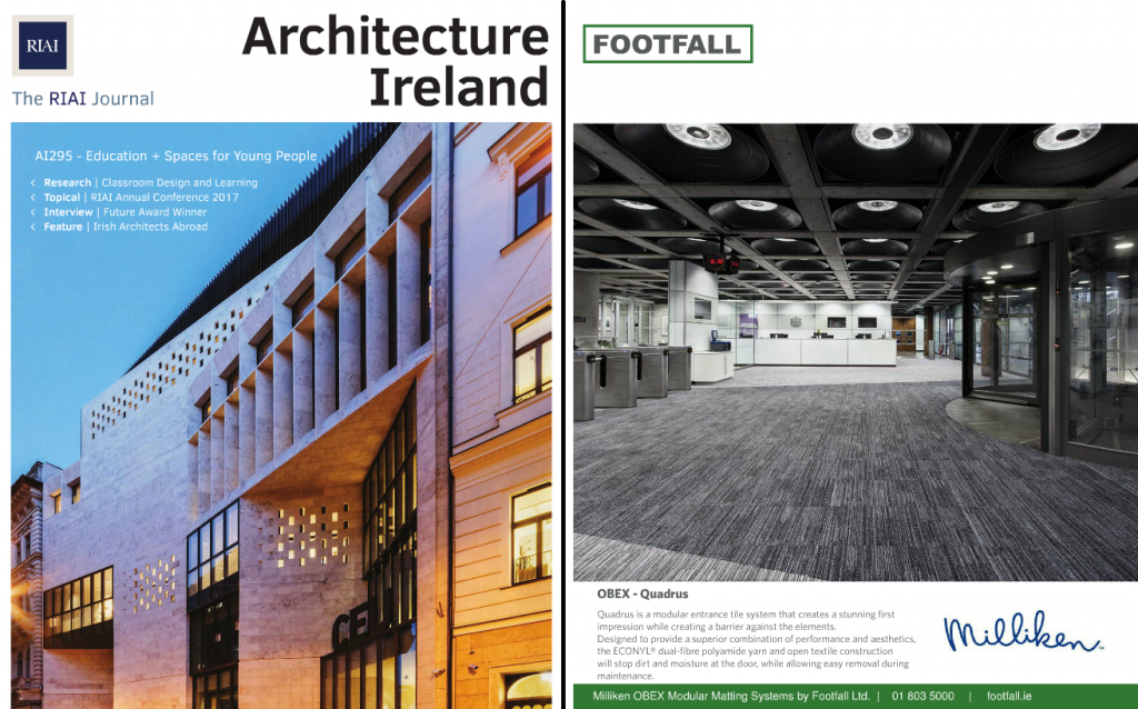 Architecture Ireland Magazine - September 2017